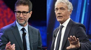 """Massimo Giletti bacchetta Fabio Fazio: """"Io faccio inchieste, lui intrattenimento"""". E sui politici di sinistra in tv: """"Quelli di sinistra fanno scelte diverse"""" Fazio KO"""