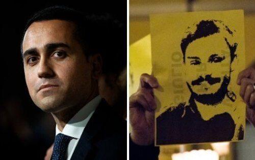 Caso Regeni, svelato il gioco sporco di Di Maio: il governo autorizza l'affare delle navi con l'Egitto Di Maio ha tradito la memoria di un connazionale morto,  vergogna