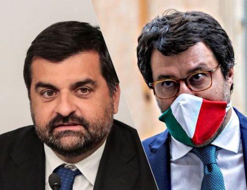 """[Lacrime di coccodrillo] Salvini a valanga  contro Palamara: """"Le sue frasi surreali e le scuse tardive da Giletti non mi interessano"""""""