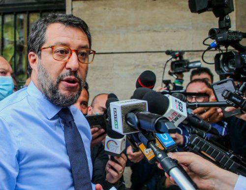 """Luca Palamara cacciato dall'Anm, Salvini: """"Bene, ma non basta. Ora riformare la giustizia"""""""
