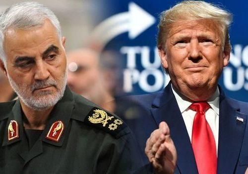 [BOOM] Uccisione Soleimani, l'Iran emette un mandato di arresto per Donald Trump