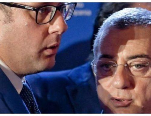 """Napoli, blitz anticamorra: arrestati i fratelli del senatore di Forza Italia Luigi Cesaro alias a """"purpett"""""""