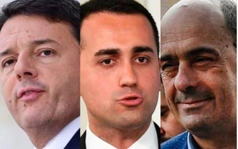 Sul nome del successore di Mattarella, scoppieranno. PD e 5 Stelle sull'orlo di una crisi di nervi