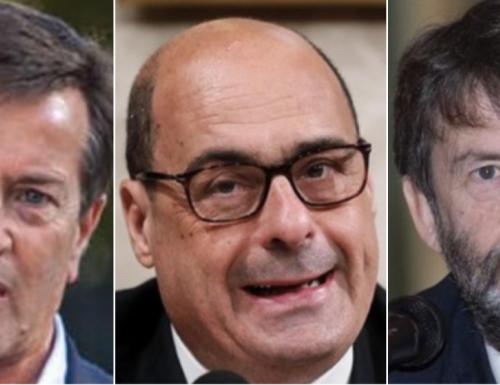 Tra incompetenti sale la sete di potere Il Pd è da comiche: Gori ci riprova con la leadership, Franceschini lo umilia