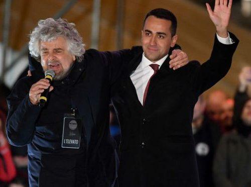 """Sondaggio Noto, non nominate più il M5s: """"Peggio degli altri"""", due italiani su tre non ne vogliono più sentire di Grillo e grillini"""