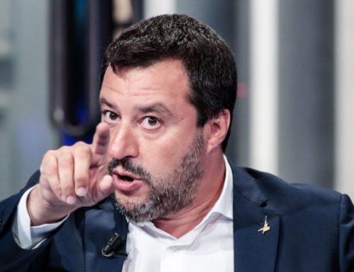"""Salvini: """"Con questo governo prevedo tempi difficili per l'Italia"""" E sui dl Sicurezza: """"Non si toccano"""""""
