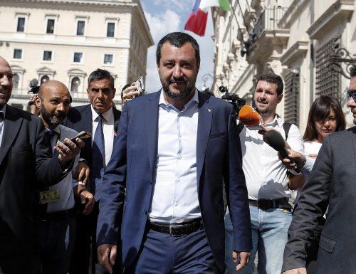 """[Elezioni] Salvini: """"governo al capolinea, si voti a ottobre per Politiche e Amministrative"""" Conte è finito!"""