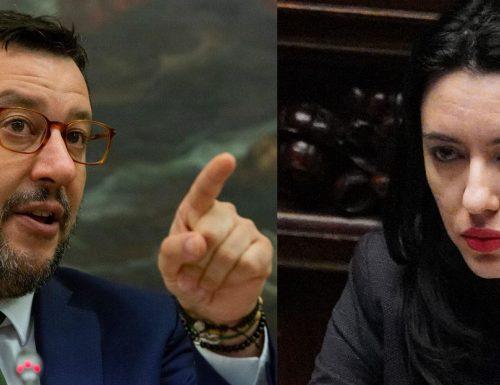 """[Epocale] Matteo Salvini sotterra la grillina Azzolina: """"Un ministro che non dovrebbe neanche occuparsi della pulizia delle classi"""""""