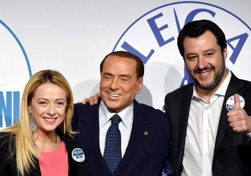 Sondaggio Masia, Lega-Fdi-Forza Italia sono un fiume in piena: non ce n'è per nessuno  Ecco i dati