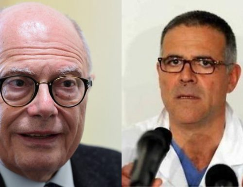 """[Zangrillo non si tocca] Massimo Galli: """"Rischio epidemico vivo"""". È un disco rotto.  La replica di Zangrillo: """"basta terrorizzare la gente come se fosse la Spagnola. Bisogna considerare anche…."""""""