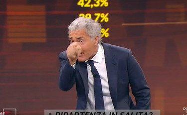 """Massimo Giletti: """"Nelle intercettazioni del boss Graviano un passaggio gravissimo, perché Bonafede non smentisce"""". A proposito, chi l'ha visto? [Video]"""