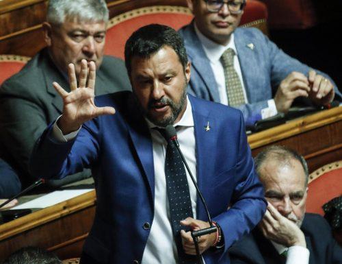 """Stato di emergenza, Salvini passa al contrattacco: """"Proporremo ricorso alla Corte costituzionale e impugneremo in ogni sede il provvedimento"""""""