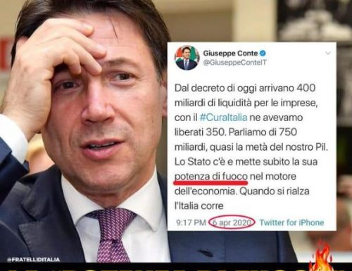 """Giorgia Meloni a valanga contro Conte: """"Ma quale potenza di fuoco, non si è vista neppure una scintilla"""""""