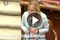 """Basta prendere in giro gli italiani: """"Il Mes è un atto di sottomissione, noi contro i nani politici"""". La Meloni sotterra Conte [Video]"""