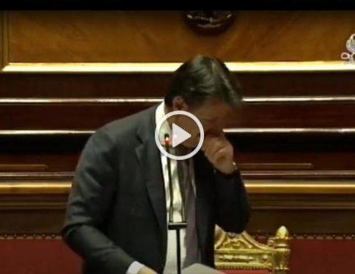 """Dl Semplificazione,  Giuseppe Conte fa la tosse: """"Basta file agli sportelli"""", al resto poi si vede"""