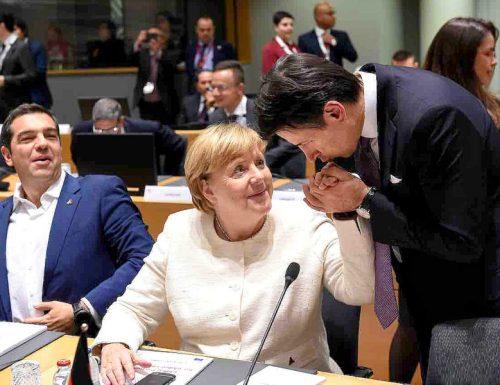 """Angela Merkel pensa già ad autostrade, e a Conte: """"Sono molto curiosa di sapere come andrà il Cdm su Autostrade"""""""