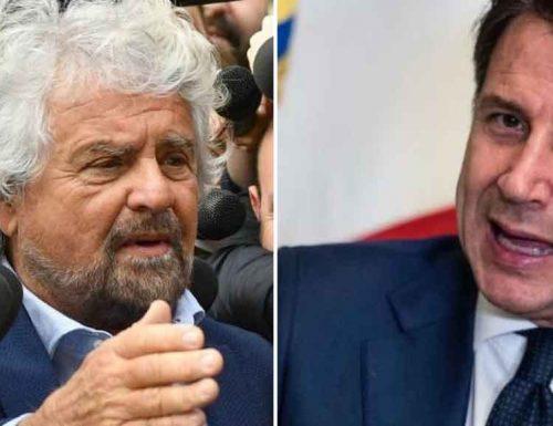 """[Boom] Grillo sente Conte: """"tieni la poltrona a tutti i costi, se cadiamo siamo finiti"""". E nasce l'ipotesi  """"scambio"""" Autostrade-Mes, per salvare il governo"""