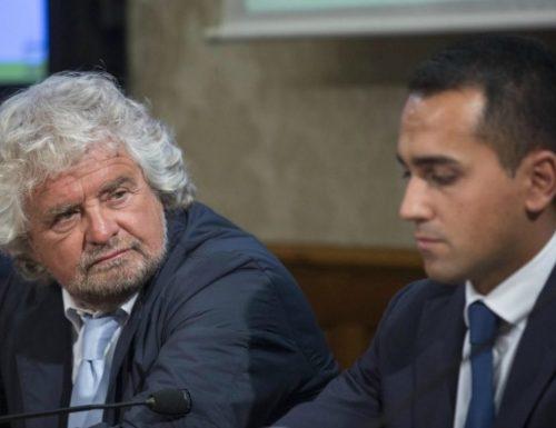 """[Boom] Luigi Di Maio e Grillo dicono no a Sansa candidato in Liguria, ma Vito Crimi li manda a quel Paese: """"Vai avanti"""". Qui crolla tutto"""