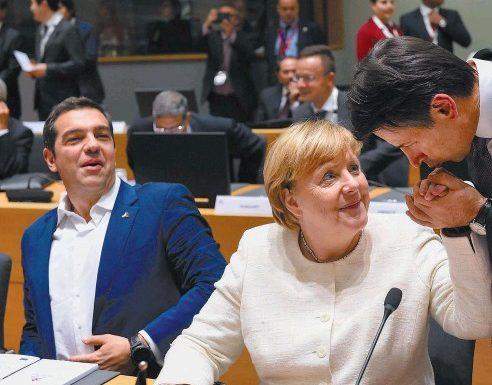 """Padroni in casa nostra, Italia venduta alla Germania Frarelli d'Italia a Conte: """"Daremo le nostre chiavi di casa alla Merkel e non sappiamo come andrà a finire"""""""