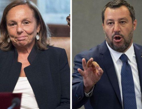 """Coronavirus, Salvini contro Conte e la politica dei porti  aperti: """"22 immigrati positivi, grazie al governo torna il contagio in Basilicata"""""""