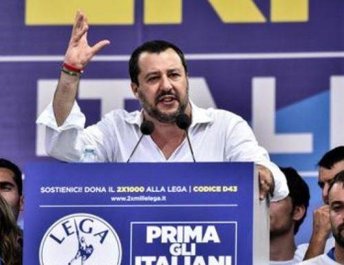 """Salvini a valanga contro il Pd: """"In Toscana prima i francesi"""". L'accordo con At sul trasporto regionale"""