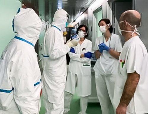 Coronavirus, bollino nero: 1367 contagiati e 13 morti