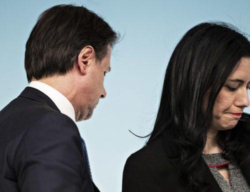 Giuseppe Conte rimprovera  Azzolina: nel governo vogliono la testa della ministra grillina