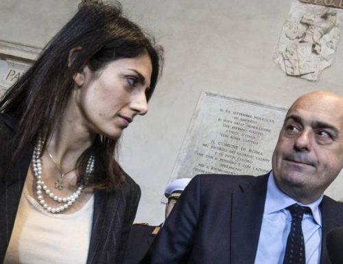 Raggi e Zingaretti si vedono, Roma supera Milano per contagi. Chiuse tutte le discoteche