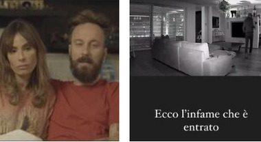 """Ladri a casa di Francesco Facchinetti. Ma  lui: """"Vi avverto, faccio fuori…."""""""
