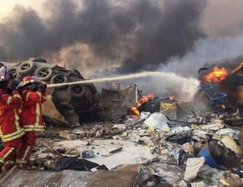 Attentato a Beirut: 3000 feriti e almeno 100 i morti