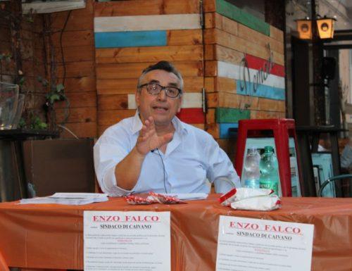 """A Caivano risvegliano il """"Tutankhamon"""" comunista Enzo Falco. Dopo 30 anni di politica tra Verdi, Sel e Pd, vince la linea """"Migliore"""". Il Paese schiavo di una finta democrazia"""