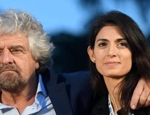 """Balle grilline, Virginia Raggi si ricandida a sindaco di Roma, Durigon: """"Vergognosa, coerenza zero dopo i disastri"""""""