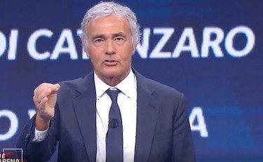 """Non è l'Arena, Massimo Giletti zittisce il penalista in studio: """"Mi sono rotto le balle"""" Cala il gelo…"""