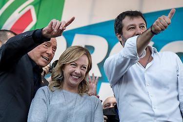 """Giorgia Meloni lancia la carica:  """"vinceremo  ovunque. La sfida è agli avversari, non è interna al centrodestra"""" [Video]"""