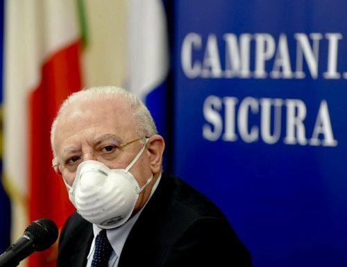 Coronavirus: 20 morti, 1.640 nuovi casi. Salgono i ricoveri, è allarme rosso in Campania