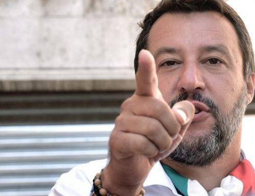 """Salvini sul risultato alle regionali: """"I Cinquestelle sono stati cancellati democraticamente. Ora Conte deve chiamarci"""""""
