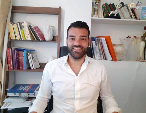 """Elezioni Amministrative del 20 e 21 settembre 2020  Il candidato a sindaco Antonio Angelino a ith24: """"Se dovessi diventare sindaco, rinunceremo al 30% dello stipendio"""""""