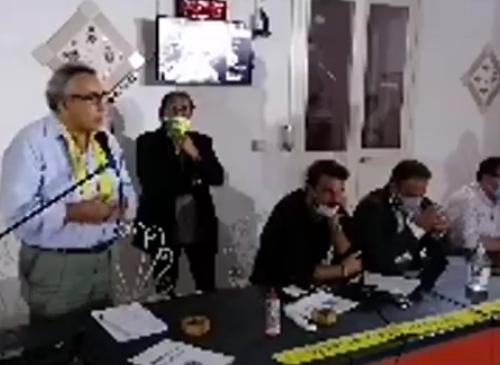 """Il candidato a sindaco Antonio Angelino smaschera Enzo Falco: """"Se non è una truffa questa ditemi come si chiama"""". E pubblica il video """"vergogna"""" [Video]"""
