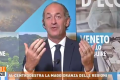 """Luca Zaia epocale: """"Dobbiamo uscire dal Medioevo, il governo di Giuseppe Conte non rappresenta più il popolo"""""""