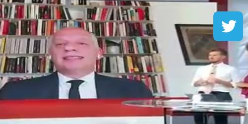 """Peter Gomez distrugge Matteo Renzi: """"Si deve trovare un lavoro, ha molti mutui da pagare"""""""