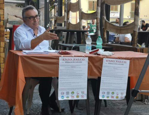 Caivano – Enzo  Falco è il nuovo sindaco, gli auguri di Gaetano Daniele