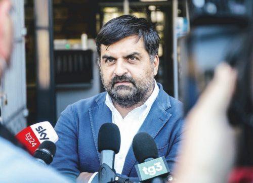 """Luca Palamara conferma lo schifo su Matteo Salvini: """"Sì, la Lega è nel mirino"""""""