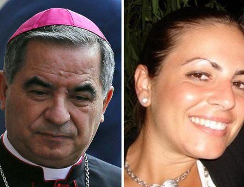 "[Boom] Vaticano, arrestata Cecilia Marogna: la ""dama"" del cardinale Angelo Becciu Qui viene giù la Chiesa"