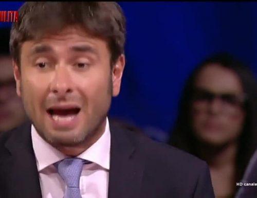 """[BOOM] PiazzaPulita, Alessandro Di Battista annuncia la scissione: """"M5s come Clemente Mastella"""""""