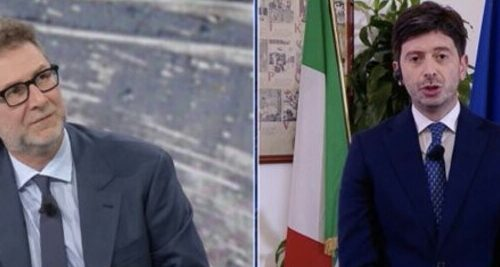 """Giuseppe Conte si scaglia contro Speranza per l'intervista da Fazio: """"Non necessario né utile né fattibile"""""""