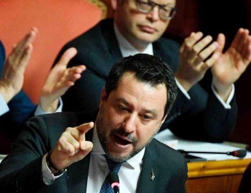 [Boom] La proposta di Matteo Salvini fa tremare PD e M5s: un referendum contro le ong