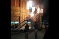 """Immagini che nessun Tg vi mostrerà Matteo Salvini e la rivolta dei migranti ad Agrigento: """"Danno fuoco a tutto"""""""