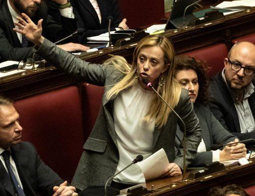 """L'affondo di Giorgia Meloni: """"Il M5S è una truffa, ruba i voti a destra per portarli a sinistra. Ma il giochetto è finito"""""""
