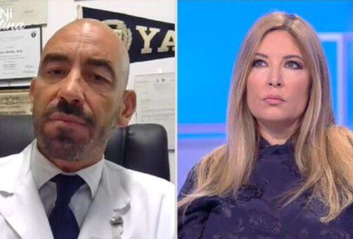 Anche Bassetti umilia la Lucarelli: io come Lady Gaga? Non la ascolto e non sono una icona gay