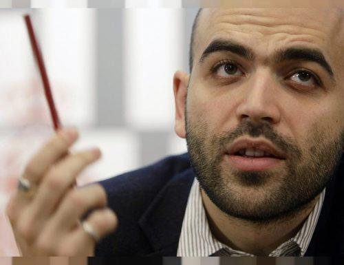 """Meloni asfalta Saviano: """"Sciacallo e cinico, fa il business sui morti. Riesce a dormire la notte?"""""""